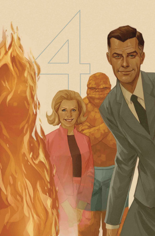 The Sentry #3 (Noto Return of Fantastic Four Cover)