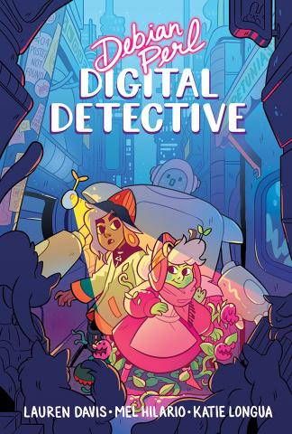 Debian Perl: Digital Detective Book 1: The Memory Thief