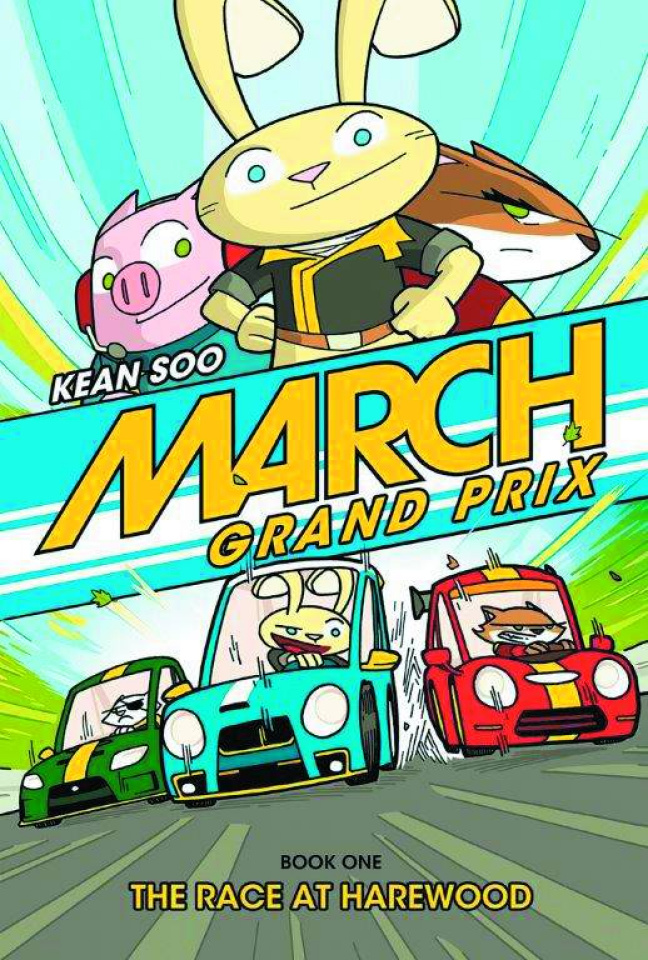 March Grand Prix Vol. 1: The Race At Harewood