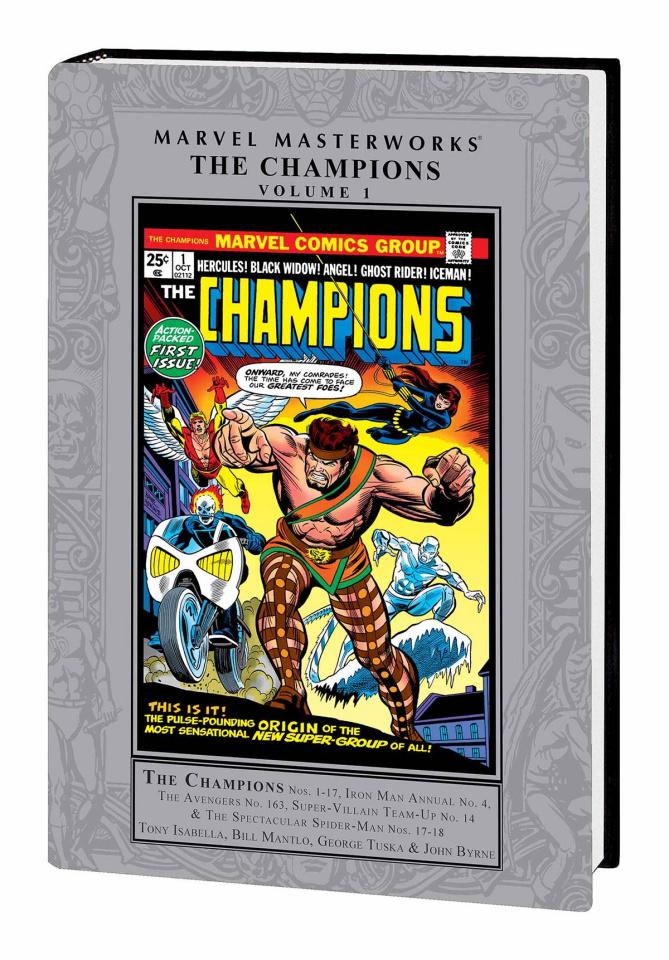 Champions Vol. 1 (Marvel Masterworks)