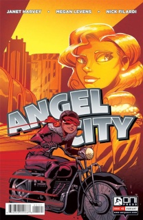 Angel City #1 (Oeming Cover)