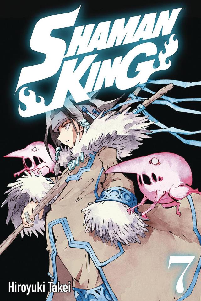 Shaman King Vol. 3 (Omnibus)