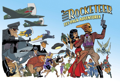 The Rocketeer: Jet Powered Adventures