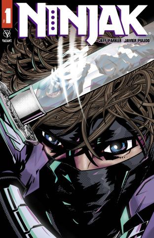 Ninjak #1 (Scott Cover)
