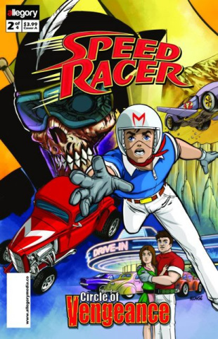 Speed Racer: Circle of Vengeance #2