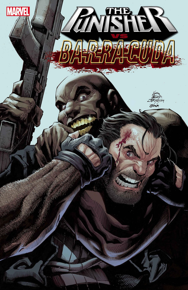 The Punisher vs. Barracuda #2