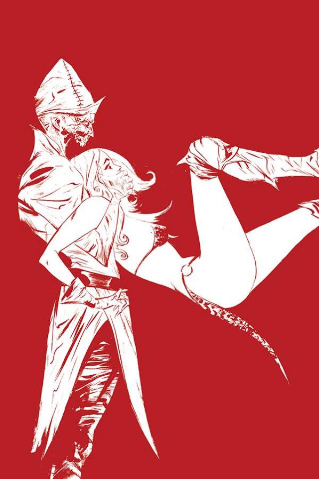 Red Sonja #16 (Lee Tint Virgin Bonus Cover)