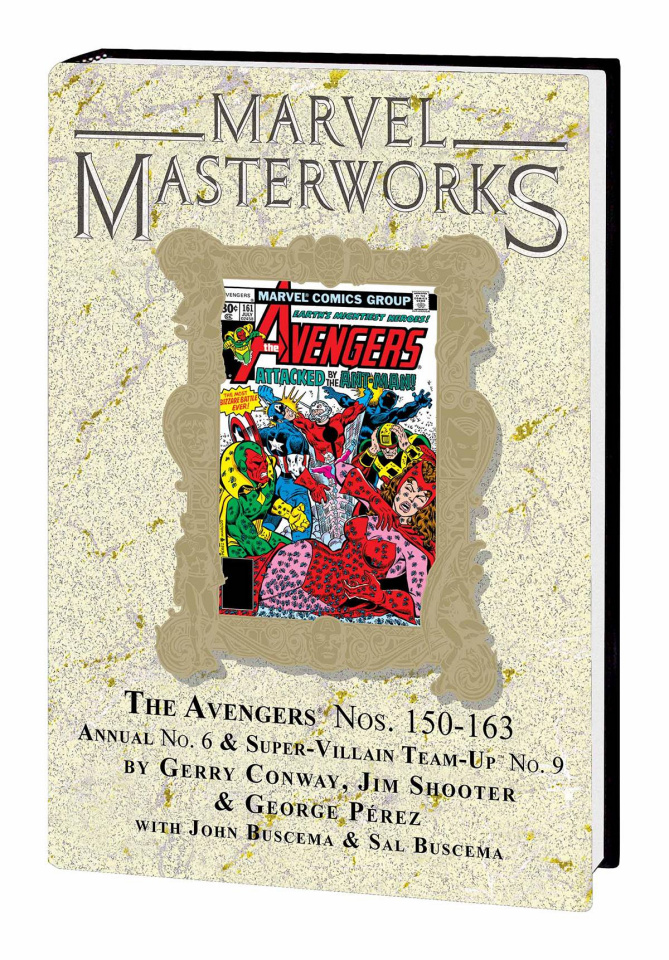 Avengers Vol. 16 (Marvel Masterworks)