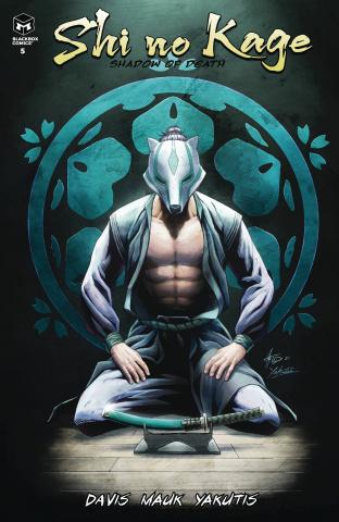 Shi No Kage #5 (Mauk Cover)