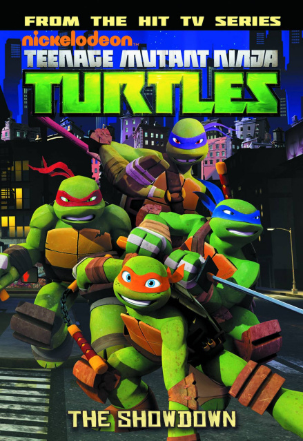 Teenage Mutant Ninja Turtles Animated Vol. 3: The Showdown