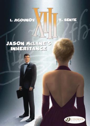 XIII Vol. 23 :Jason McLane's Inheritance