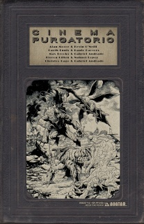 Cinema Purgatorio #12 (Ancient Tome Premium Cover)
