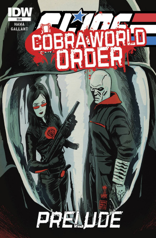 G.I. Joe: Cobra World Order Prelude (Cover A)