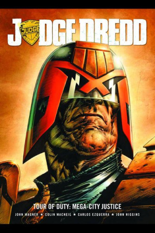 Judge Dredd: Tour of Duty - Mega City Justice