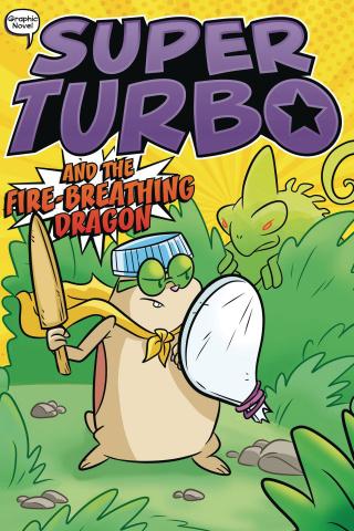 Super Turbo Vol. 5: The Fire Breathing Dragon