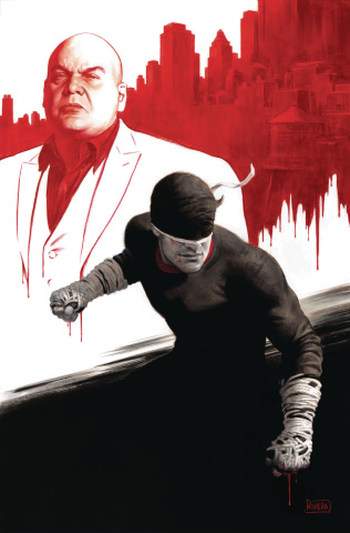 Daredevil #612 (TV Cover)