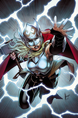 Thors #4 (Keown Cover)