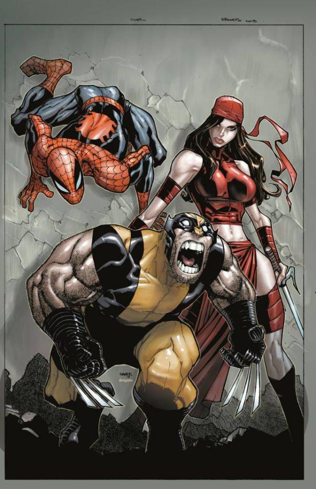 Savage Wolverine #6 (Ramos Cover)