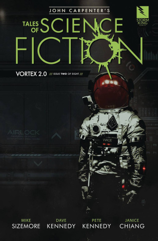 Tales of Science Fiction: Vortex 2.0 #2