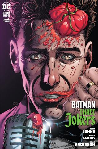 Batman: Three Jokers #3 (Premium Stand-Up Comedian Cover)