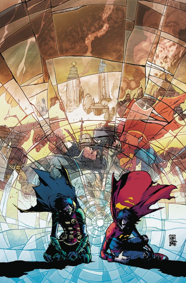Super Sons #12: Sons of Tomorrow