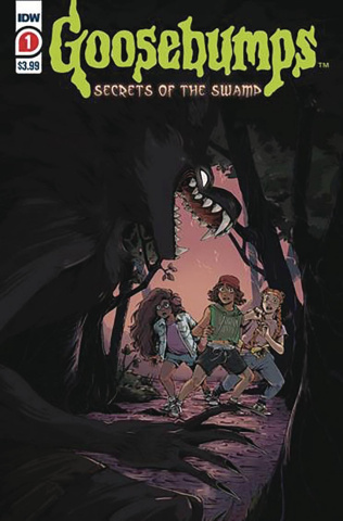 Goosebumps: Secrets of the Swamp #1 (2nd Printing)