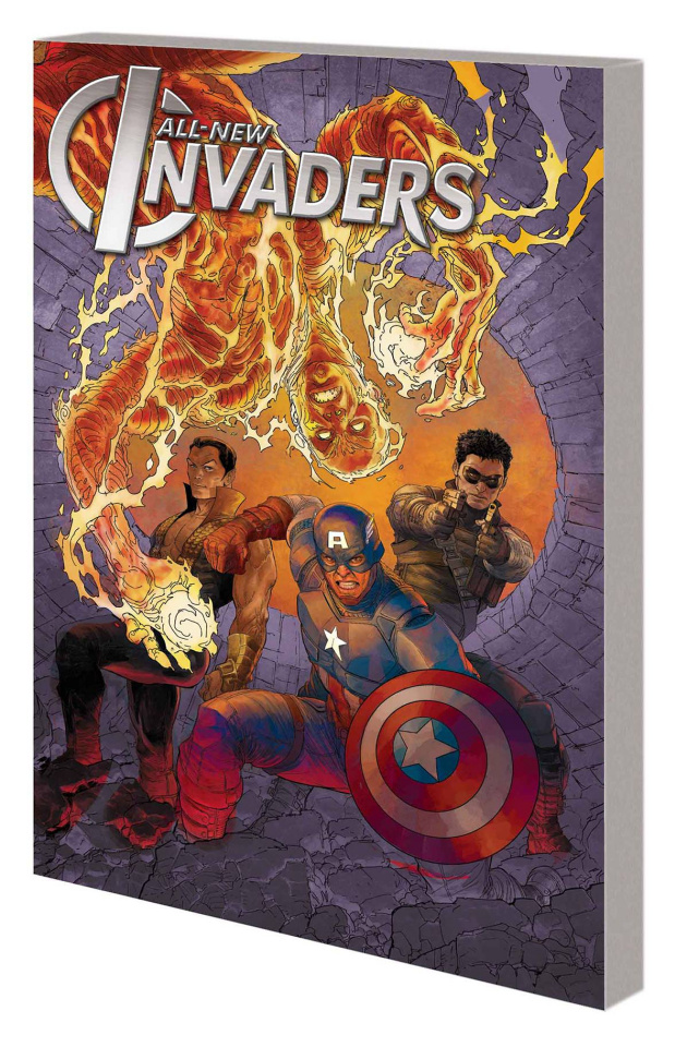 All-New Invaders Vol. 1: Gods and Soldiers