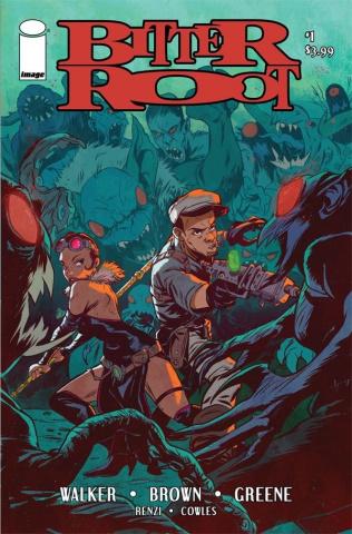 Bitter Root #1 (Greene Cover)