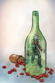 Bloodshot: Reborn #4 (20 Copy Lee Cover)