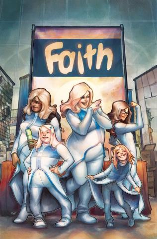 Faith #2 (Hetrick Cover)