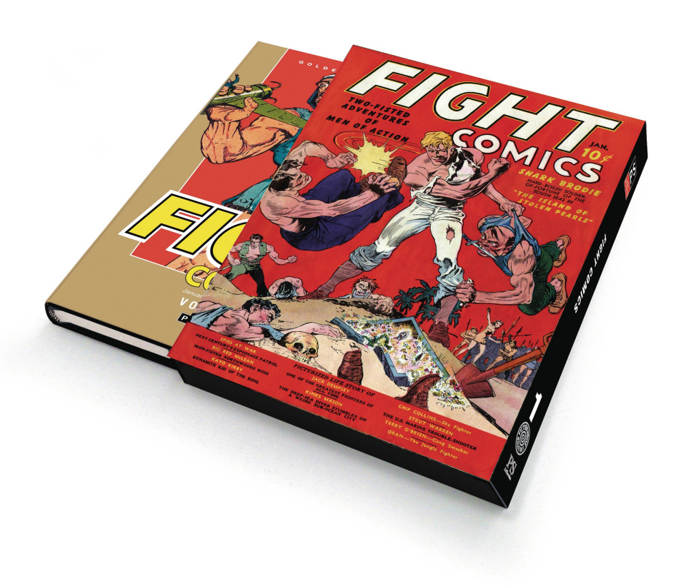 Fight Comics Vol. 1 (Slipcase Edition)