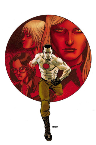 Bloodshot: Reborn #9 (Johnson Cover)