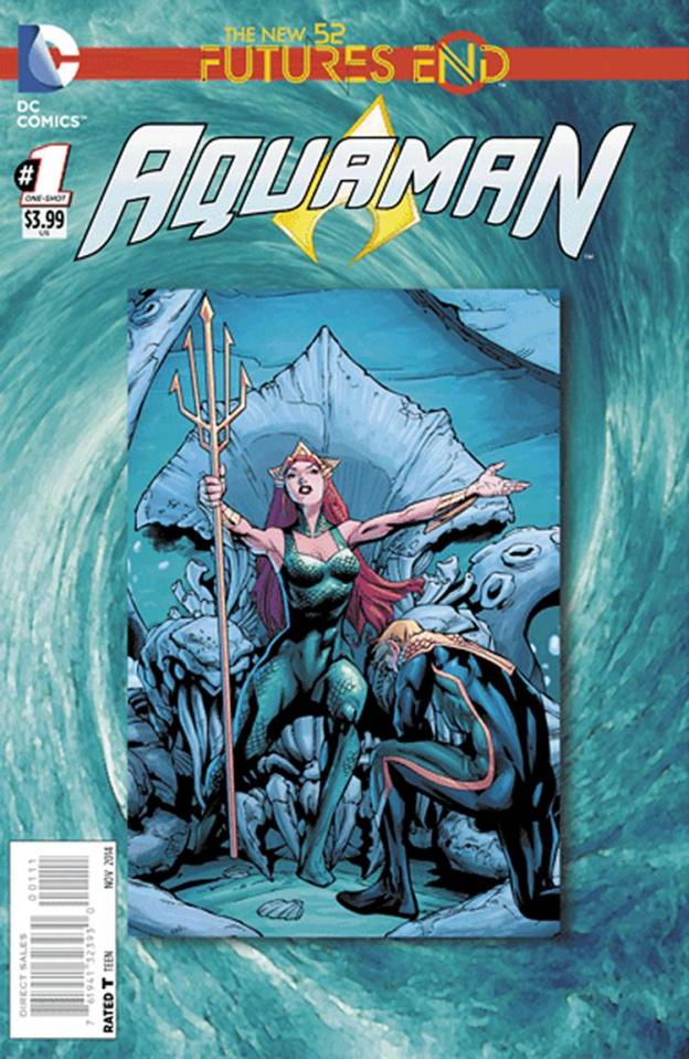 Aquaman: Future's End #1
