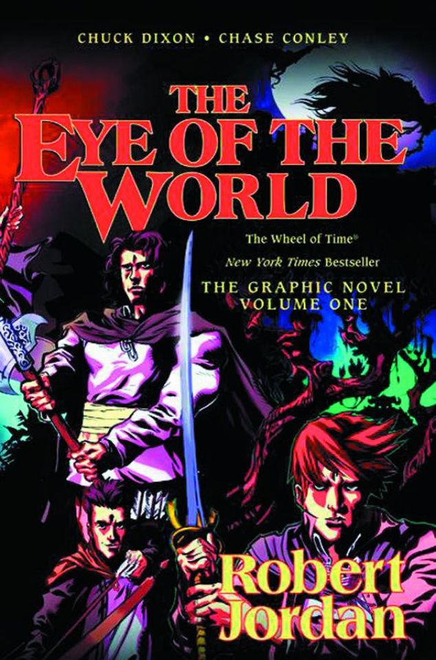 The Eye of the World Vol. 1