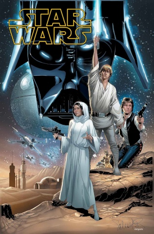 Star Wars: Covers #1 (True Believers)