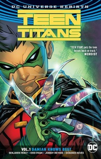 Teen Titans Vol. 1: Damian Knows Best