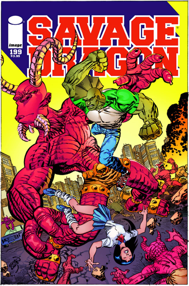 Savage Dragon #199