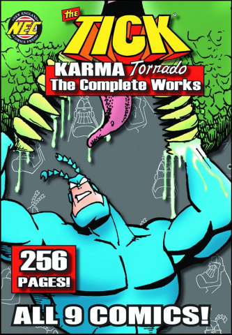 The Tick: Karma Tornado - The Complete Works
