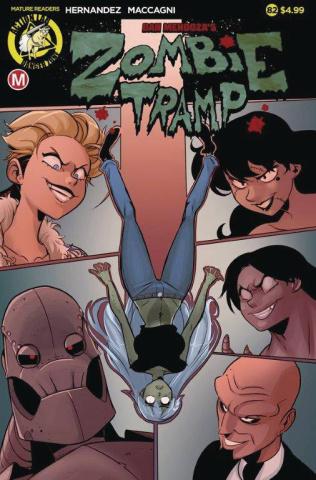 Zombie Tramp #82 (Maccagni Cover)