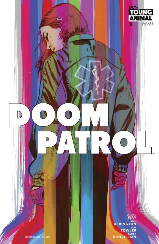Doom Patrol #9 (Variant Cover)