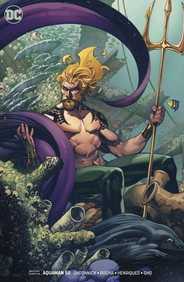 Aquaman #55 (Variant Cover)