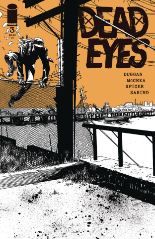 Dead Eyes #3 (McCrea Cover)