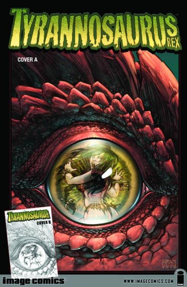 Tyrannosaurus Rex One-Shot