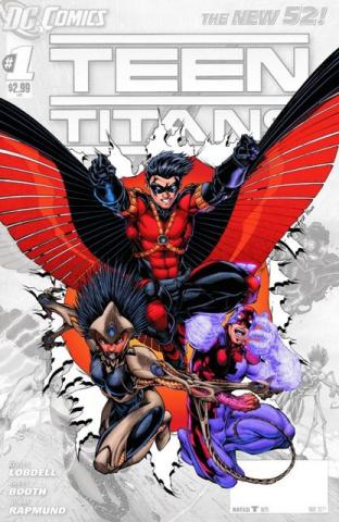 Teen Titans #0