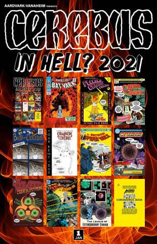 Cerebus in Hell? 2021