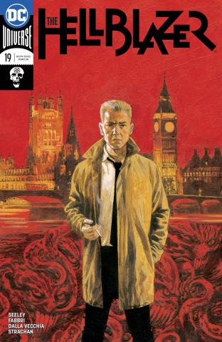 Hellblazer #19 (Variant Cover)