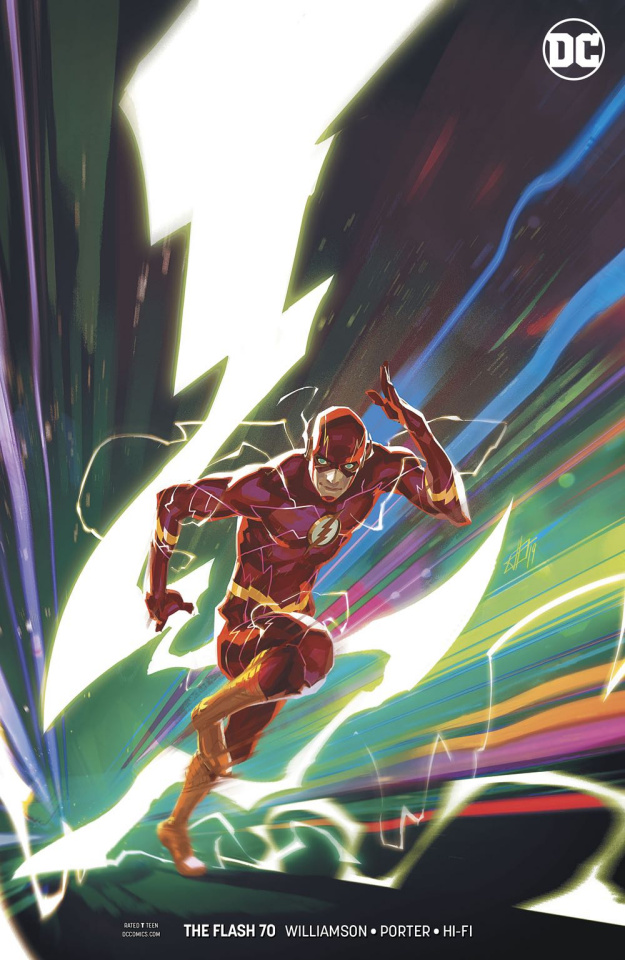 The Flash #70 (Variant Cover)