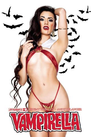 Vampirella #10 (Cosplay Cover)