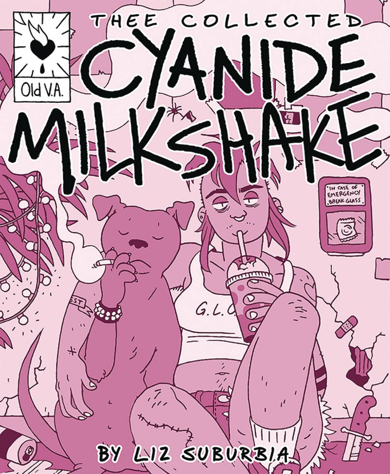 Thee Collected: Cyanide Milkshake