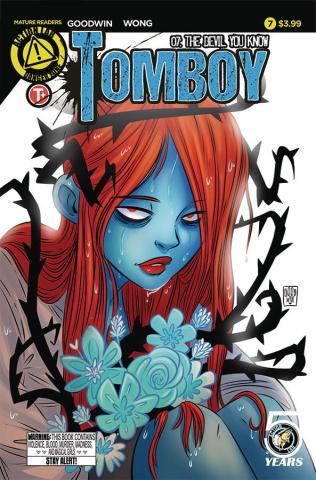 Tomboy #7 (Goodwin Cover)